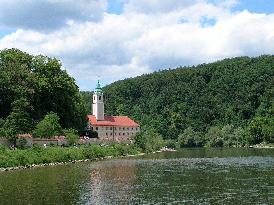 Weltenburg Abbey, Religion, Building, Monastery