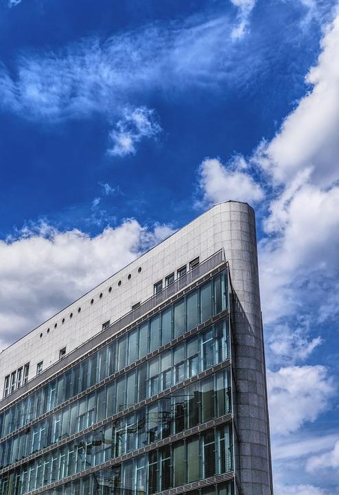 Skyscraper, Berlin, Architecture, Building, Window