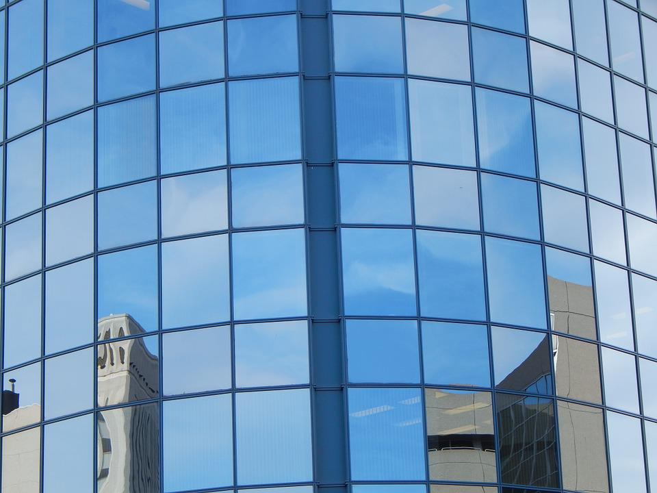 Building, Windows, Glass, Architecture, Modern