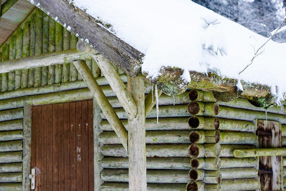 Wood, Woods, Home, Old, Architecture, Building