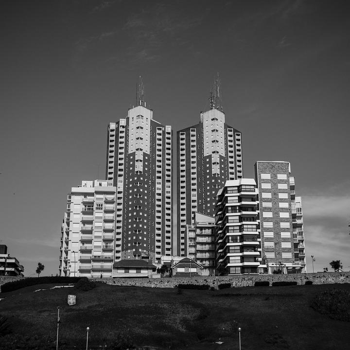 Buildings, Mar Del Plata, Architecture, Buenos Aires