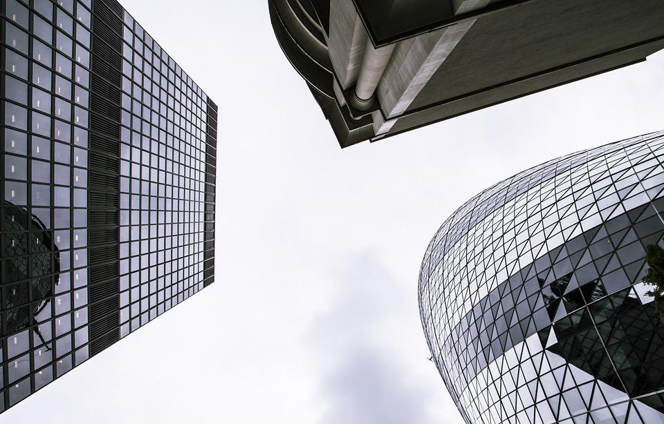 Buildings, Architecture, City, Skyscrapers
