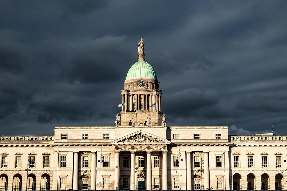 Building, Architecture, City, Dublin, Buildings, Modern
