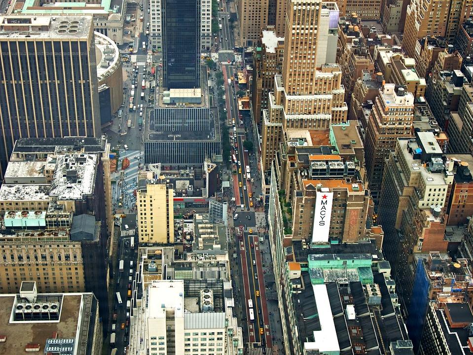 Architecture, Buildings, City, Cityscape, Downtown