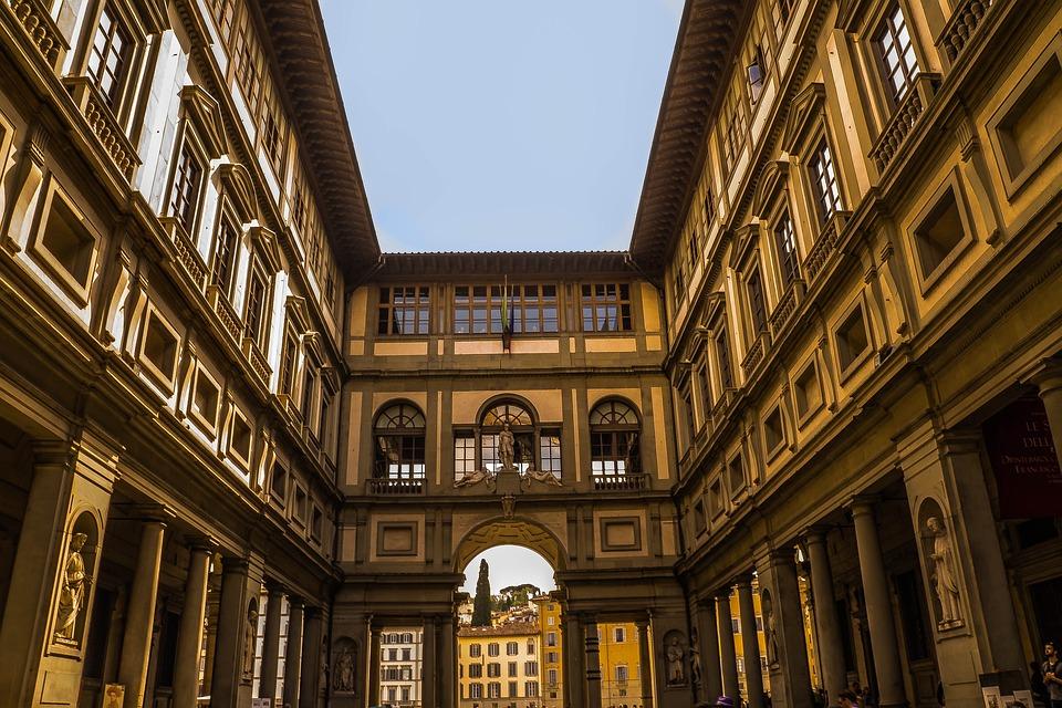 Florence, Italy, Urban, Buildings, Skyline