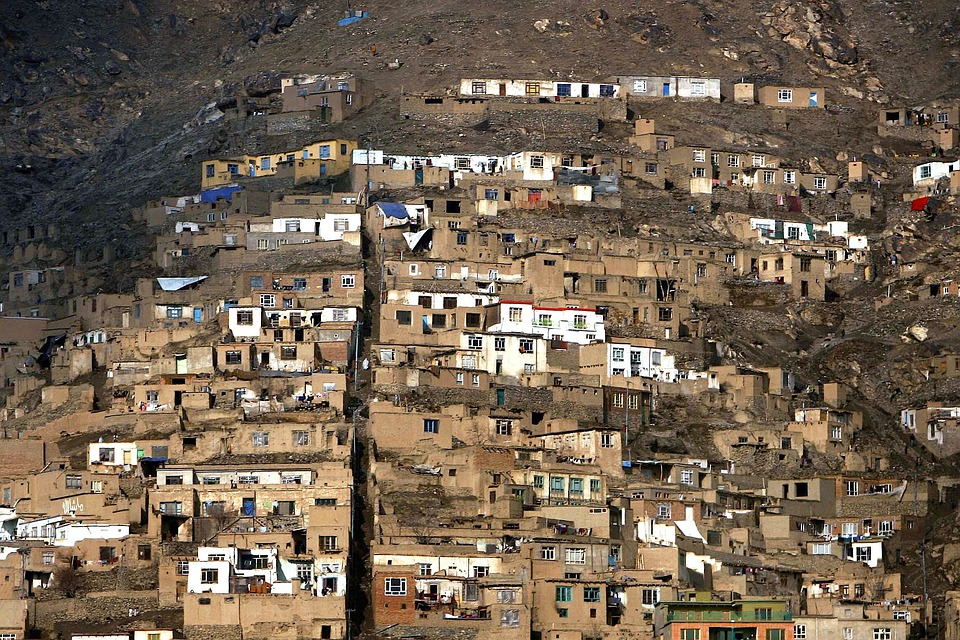 Afghanistan, Houses, Homes, Buildings, Outside