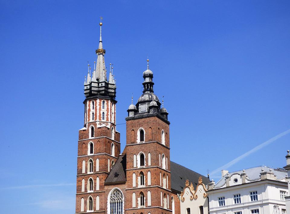Kraków, Building, Buildings, Architecture, The Old Town