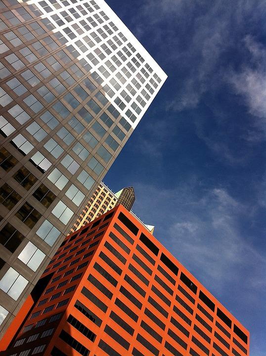 Buildings, City, Modern, Architecture