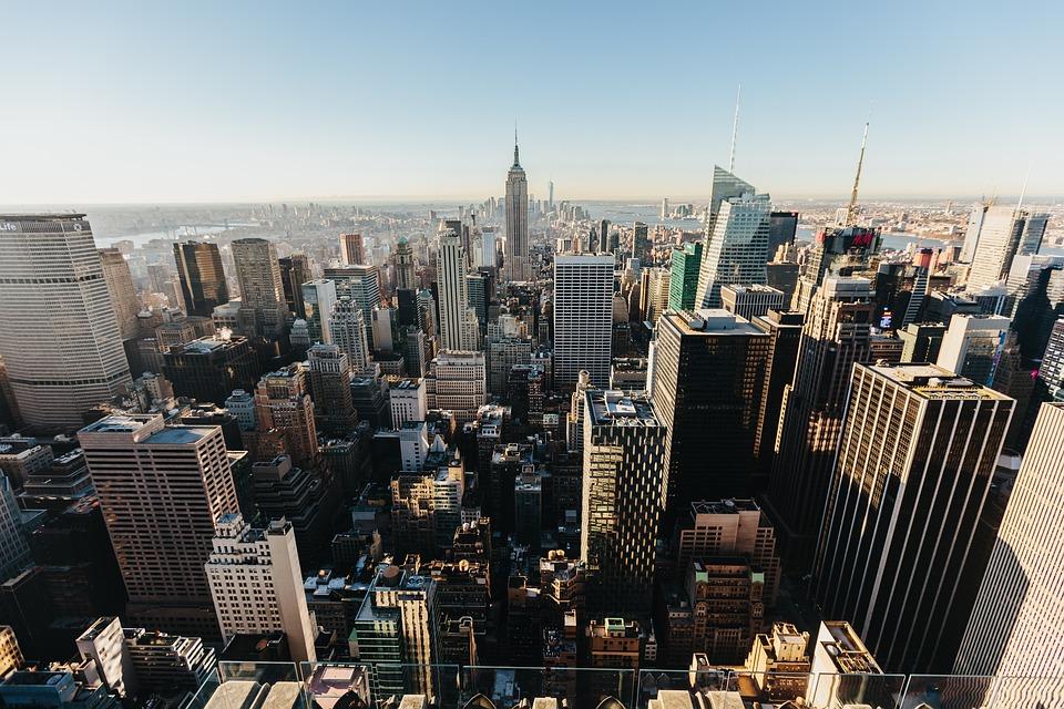 Buildings, City, Skyline, Cityscape, City View
