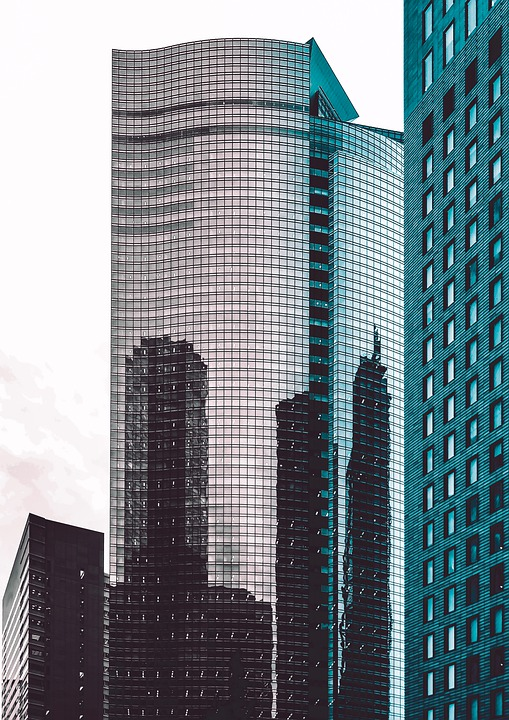 Tower, City, Architecture, Building, Urban, Buildings