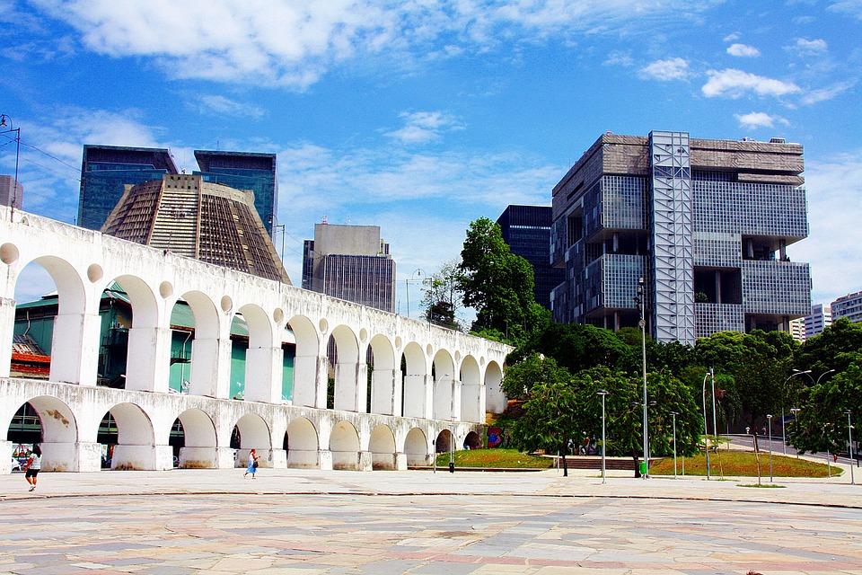 Rio De Janeiro, City, Urban, Buildings, Streets, Rio