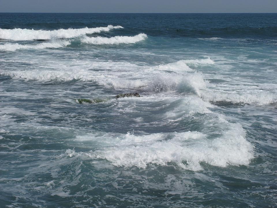 Sea, Water, Bulgaria, Rocks, Windy, Holidays, Seaside