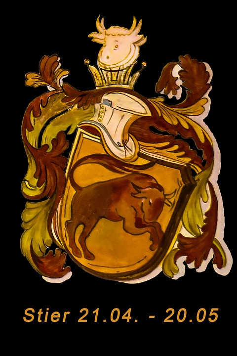 Zodiac Sign, Bull, Horoscope, Signs Of The Zodiac