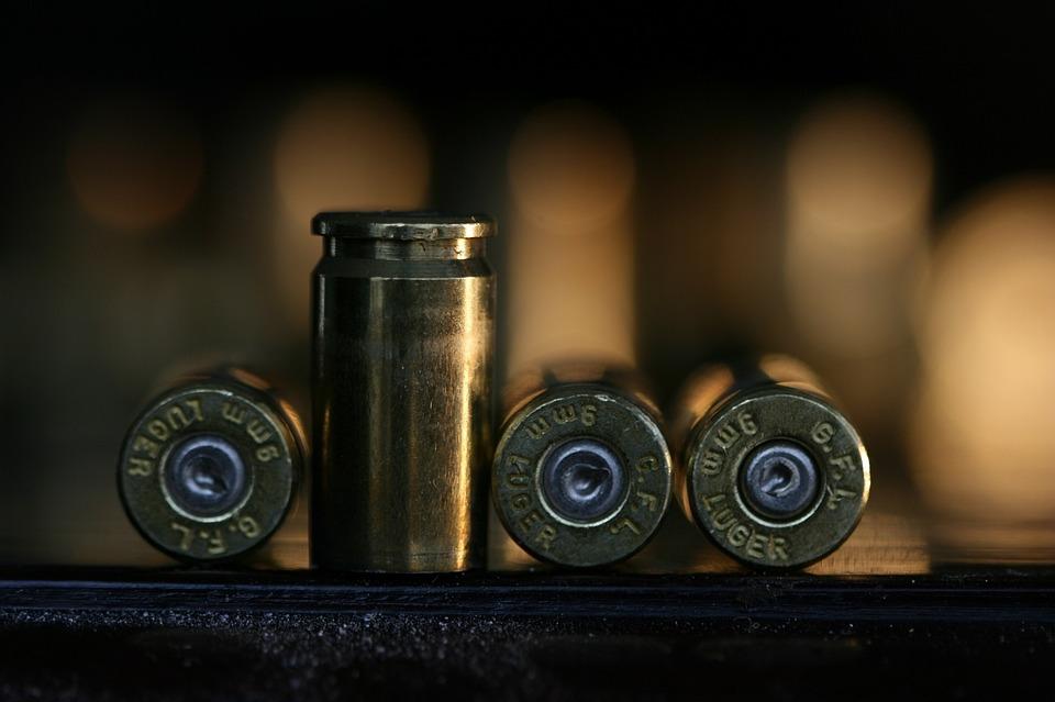 Bullets, Bullet, Shell, Weapon, Shot, Ammunition