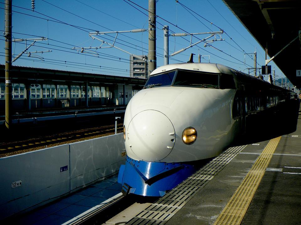 Japan, Bullet Train, Hikari, Train, Dream Express
