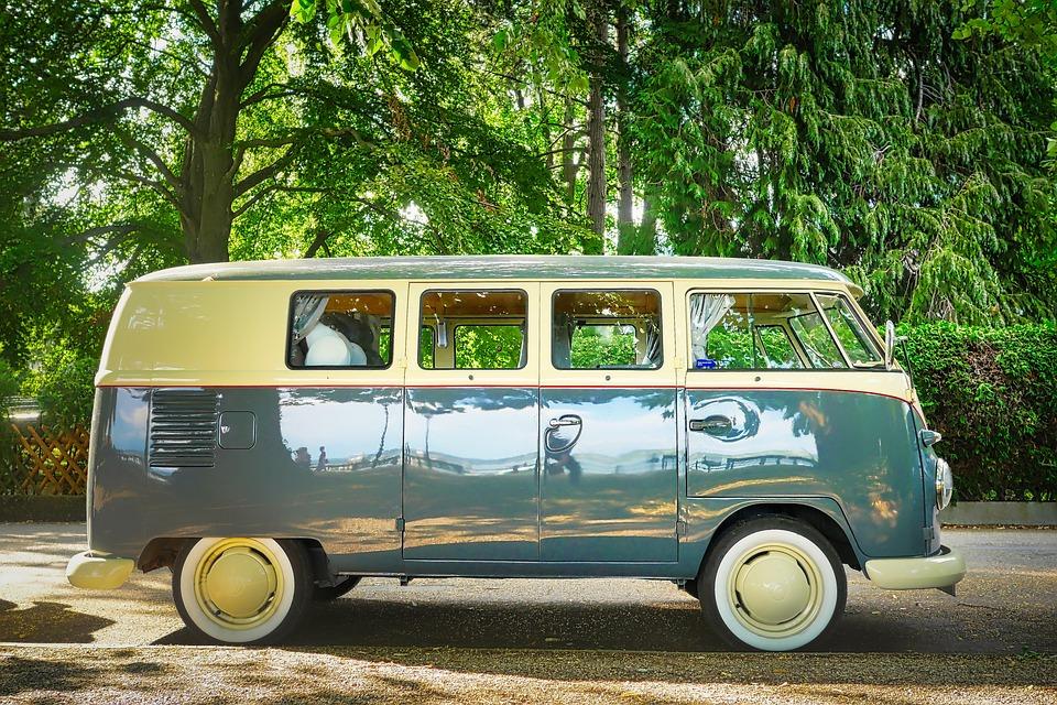 Bulli, Vw, Volkswagen, Vehicle, Auto, Bus, Retro