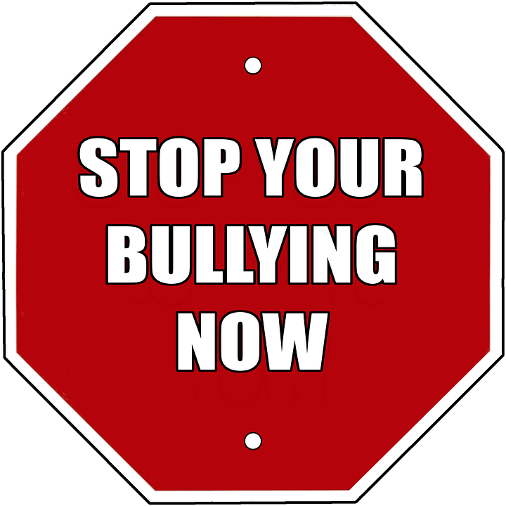 Bullying, Stop, Stop Sign
