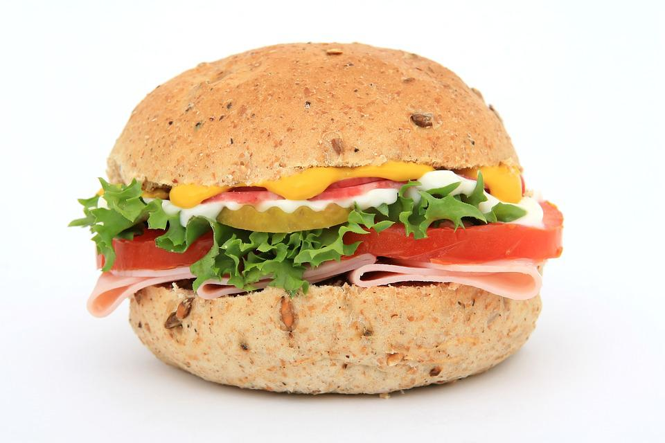 Bread, Brown, Bun, Calories, Close-up, Color, Colour