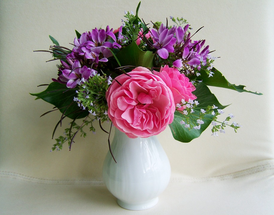 Bunch Of Flowers, Color, Cut Flower