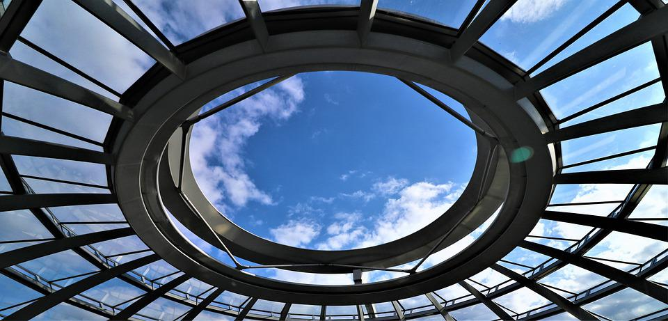 Bundestag, Berlin, Glass Dome, Reichstag, Government