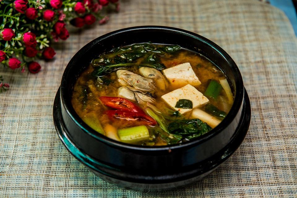 Miso Soup, Bureau, Miso, Tang