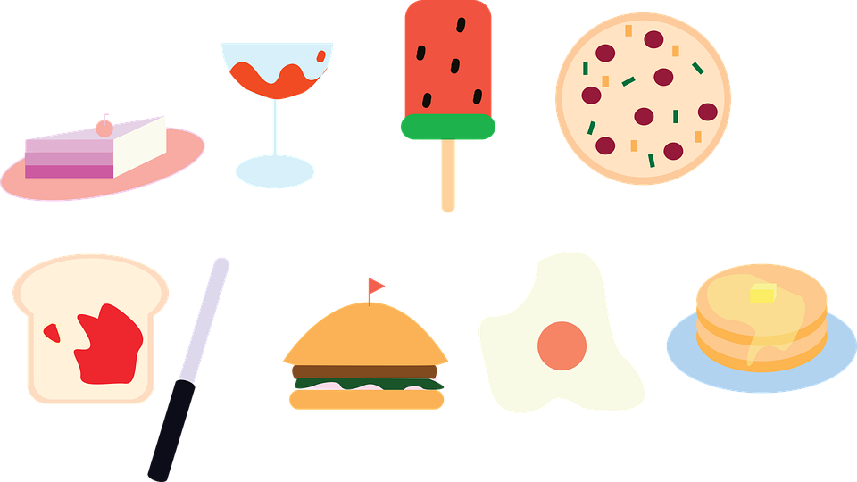 Burger, Burger Emoticon, Cake, Cartoon, Cheesecake