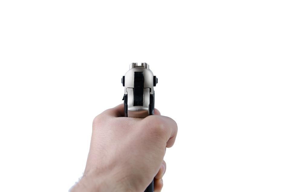 Weapon, Pistol, Robbery, Gun, Dangerous, Shoot, Burglar