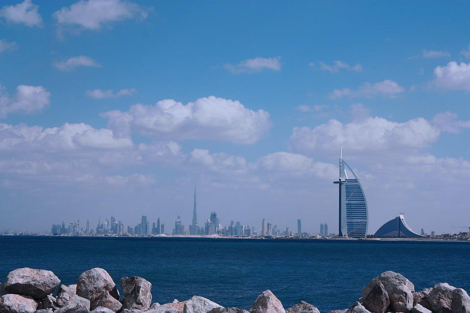 Dubai, Burj Al Arab, Emirates
