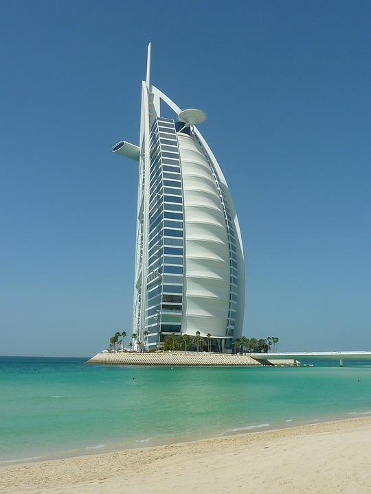 Burj-al-arab, Dubai, United-arab-emirates