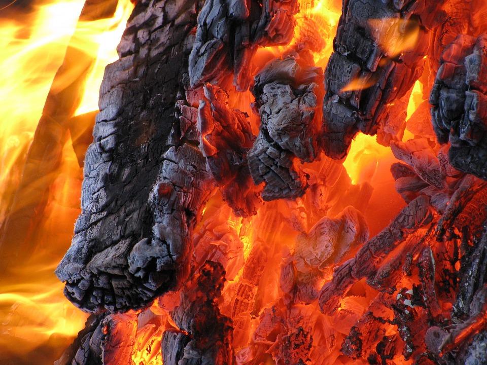 Fire, Burning, Flame, Hot, Burn, Campfire