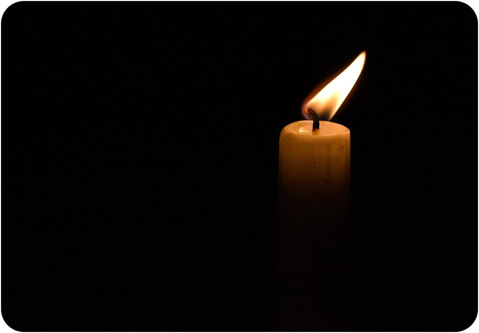 Candle, Flame, Candlelight, Light, Burning, Faith
