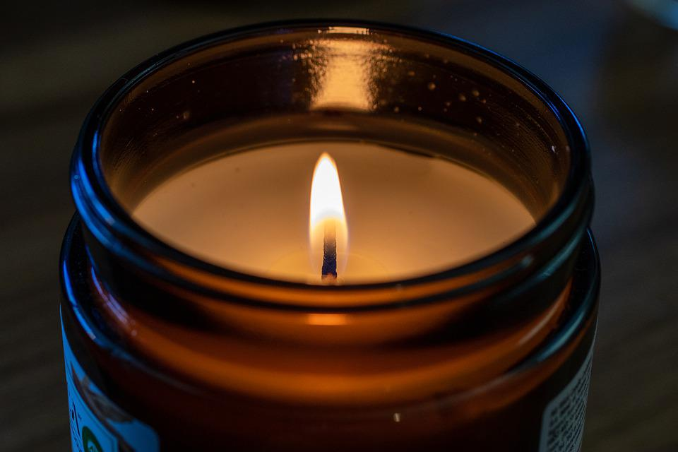 Candlelight, Candle, Light, Wick, Burning, Wax, Flame