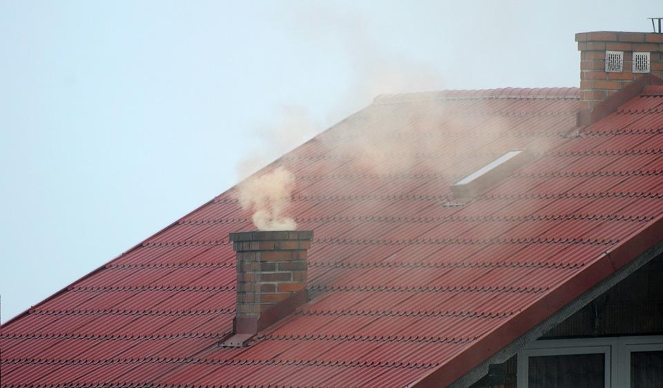 Smog, Smoke, Burning Of Waste, Air Pollution