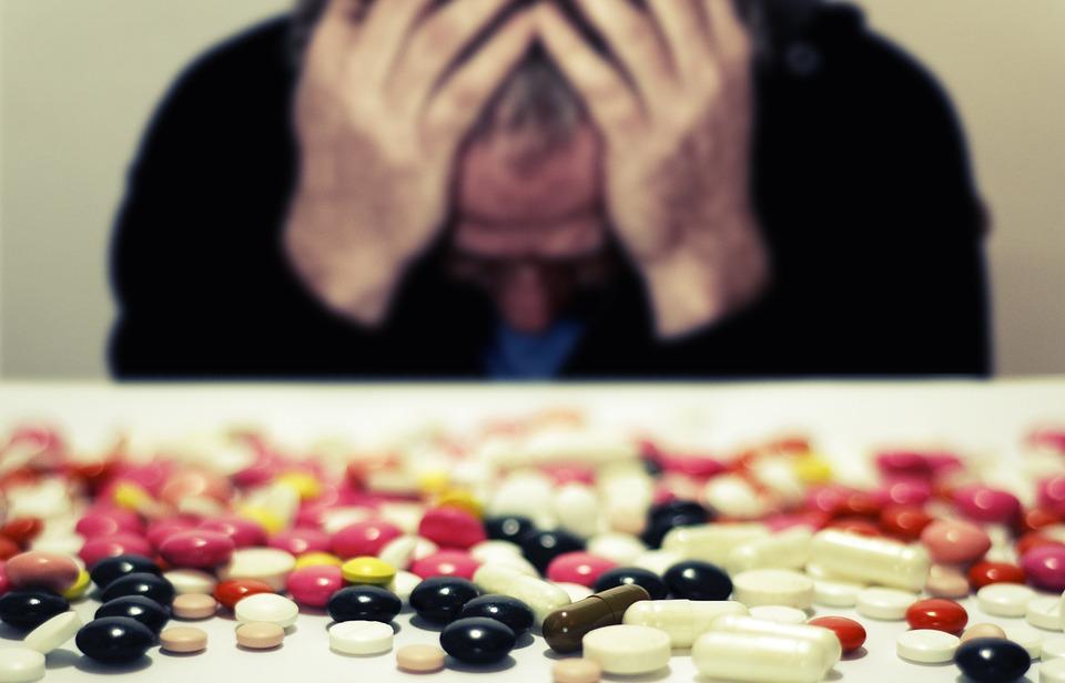 Medical, Tablets, Burnout, Exhausted, Depression