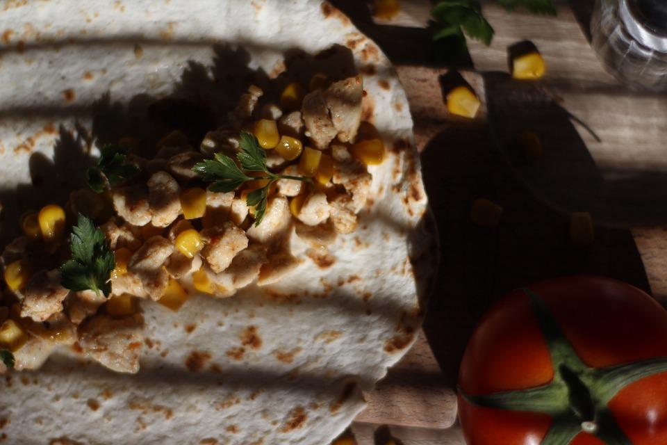 Food, Tacos, Taco, Mexican, Tortilla, Burrito