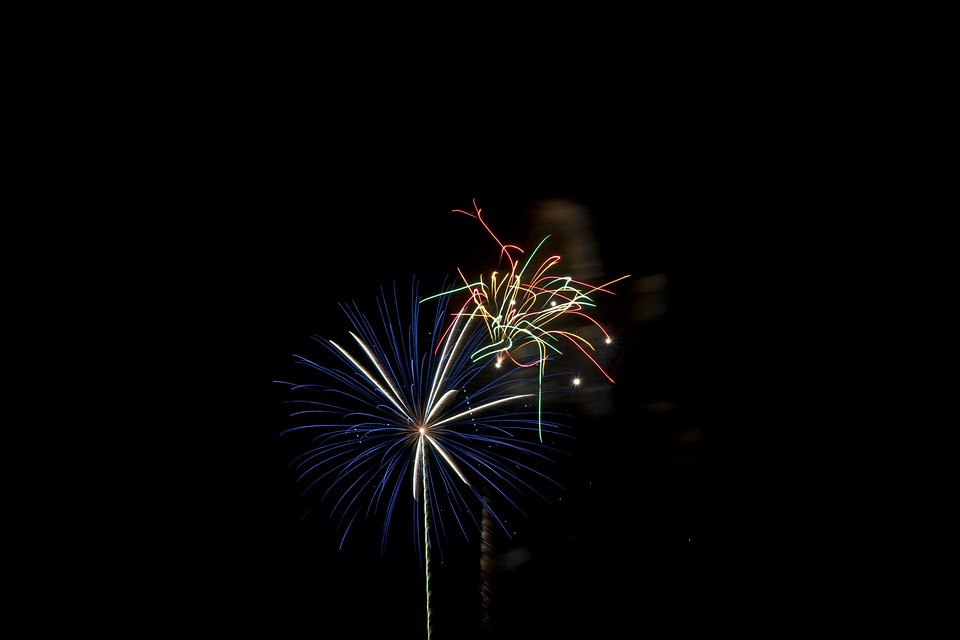 Fireworks, Lights, Celebrations, Crackers, Bursting