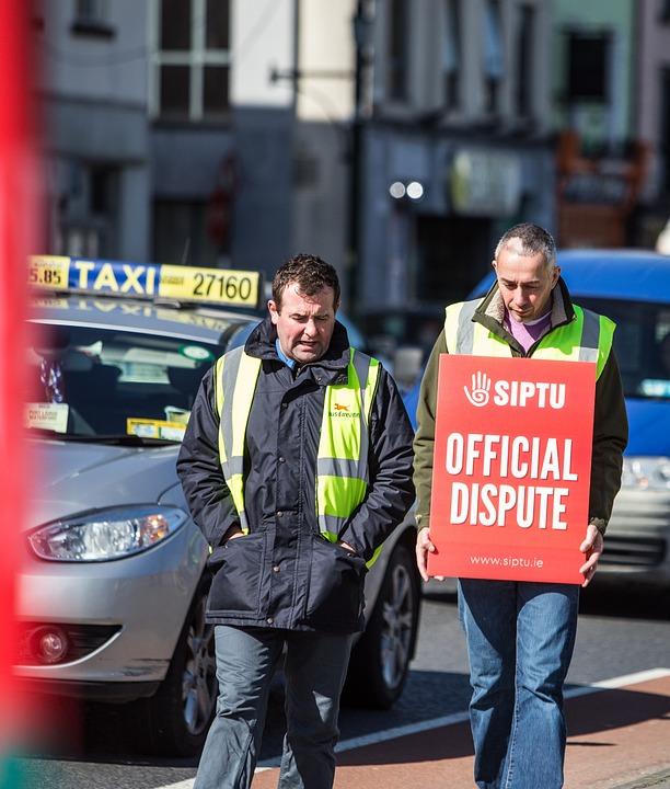 Siptu, Workers, Bus Eireann
