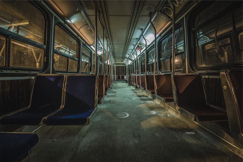 Bus, Seats, Transportation, Public Transport, Urban