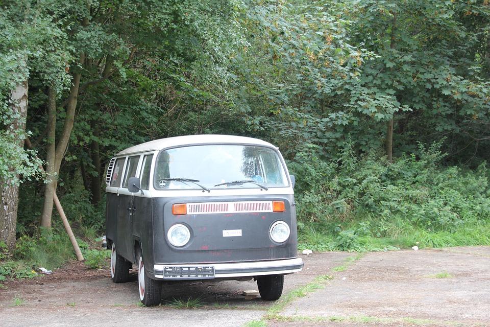 Bus, Vw, Old, Oltimer, Vw Bus, Camping Bus, Camper