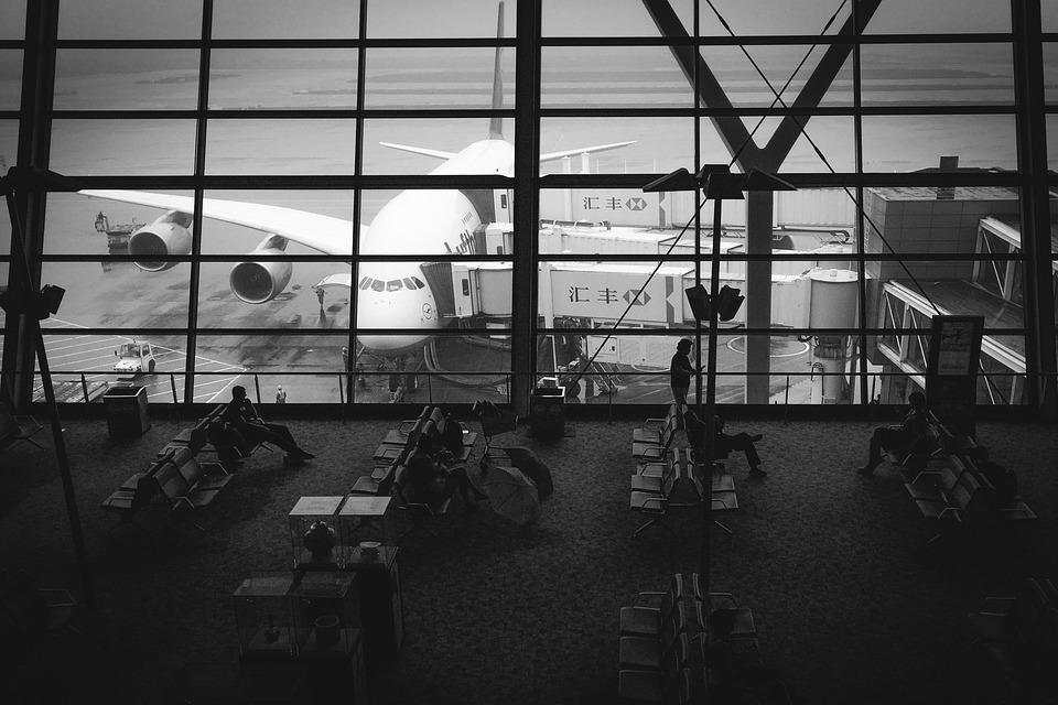 Aircraft, Airport, Architecture, Building, Business