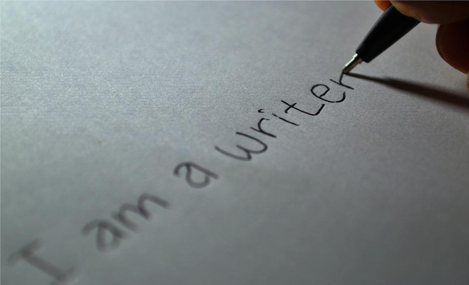 Writer, Writing, Paper, Letter, Author, Business, Text