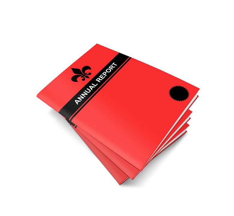 free photo business book report brochure design annual max pixel