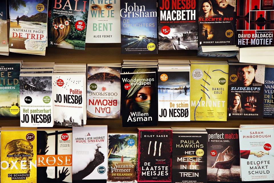 Bookstore, Bookshop, Read, Books, Business, Book Market