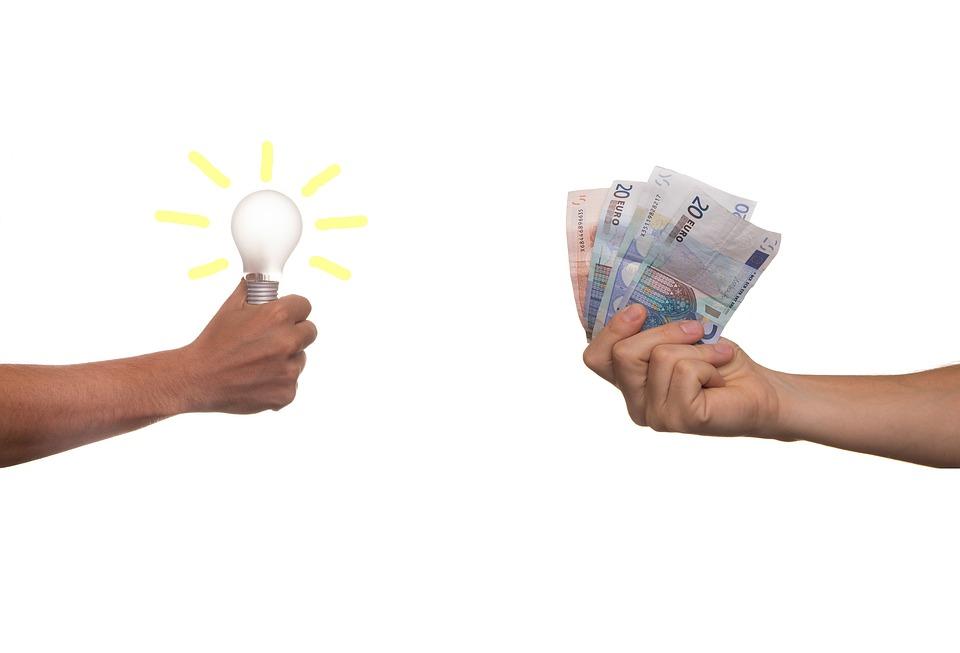 Business Idea, Investment, Bulb, Idea, Business