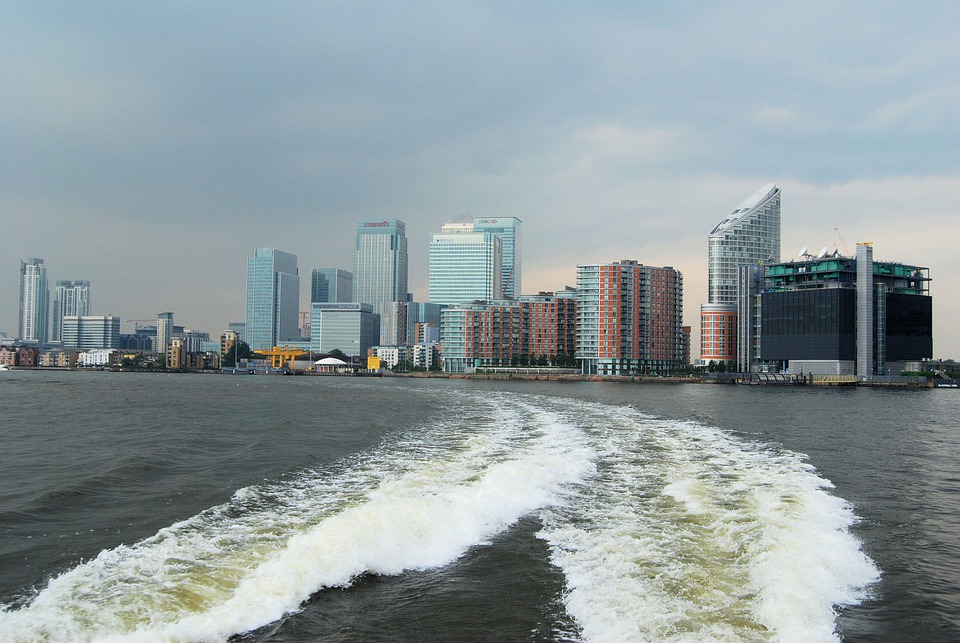 Canary Wharf, Business, City, London, Skyscraper