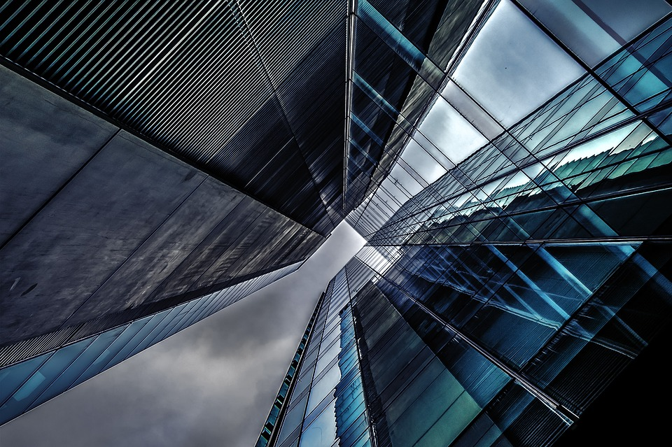 Architecture, Building, Business, City, Downtown, Glass