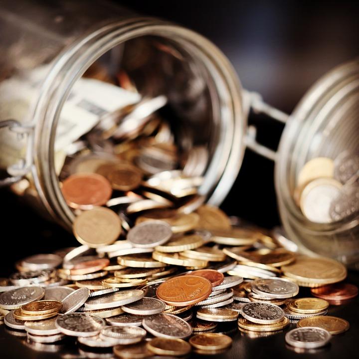 Coin, Coins, Money, Finance, Bank, Business