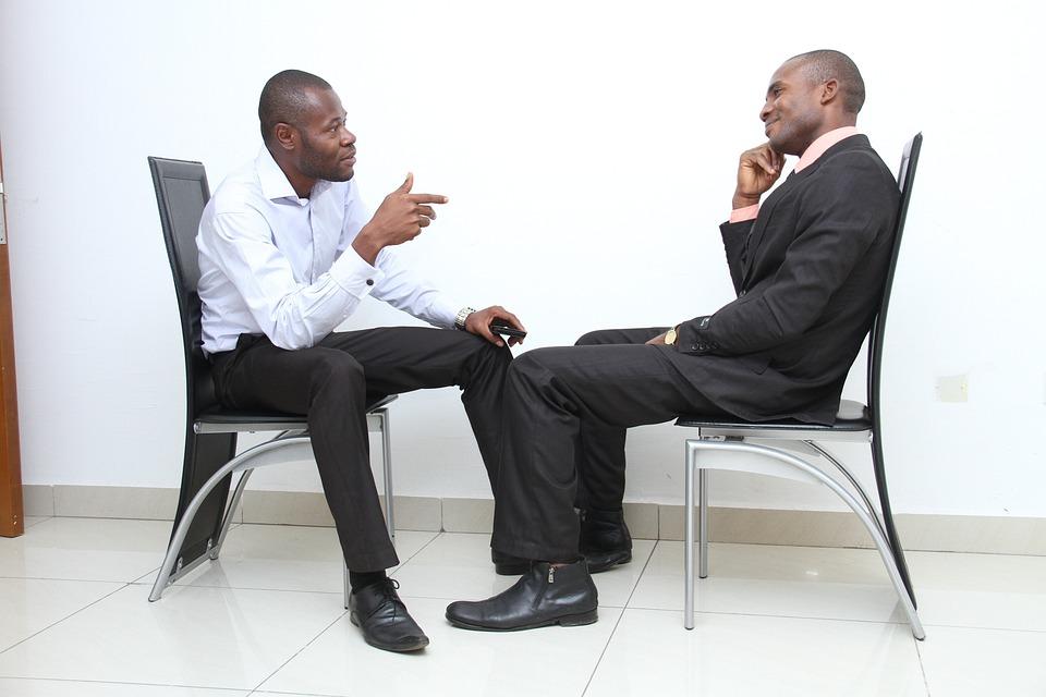 Job Interview, Colleagues, Business, Job Application