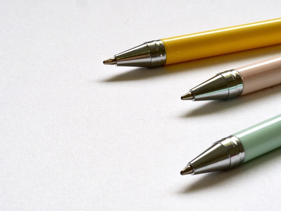 Composition, Pencil, Paper, Education, Business, Office
