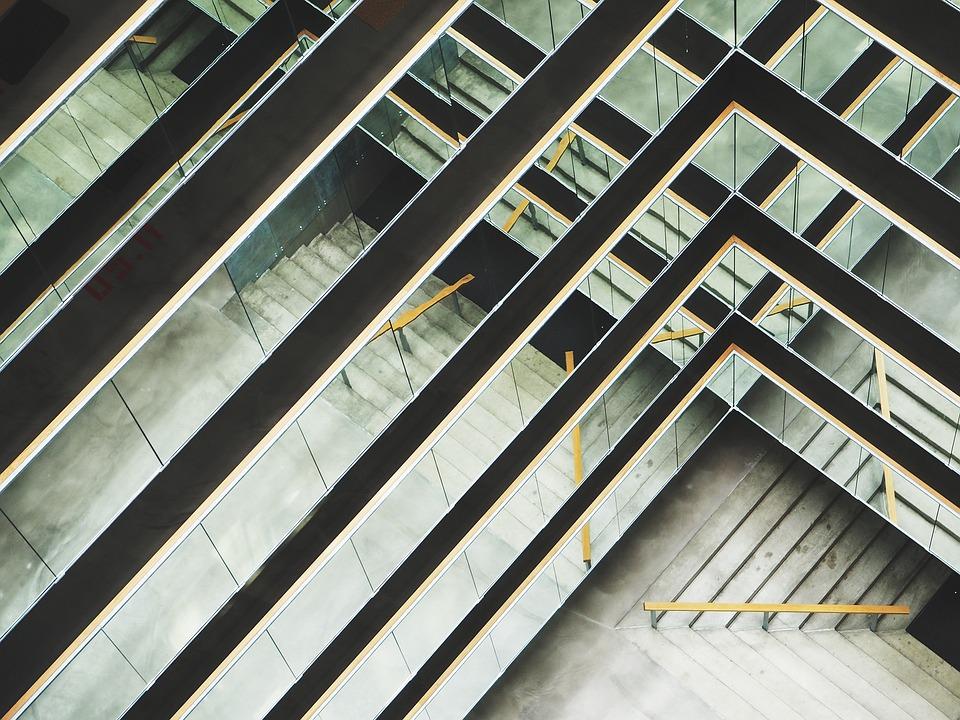 Architecture, Building, Business, City, Construction